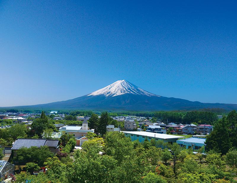 富士河口湖庭園